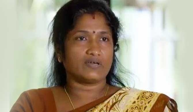 Anandi Sasidharan to form a new party