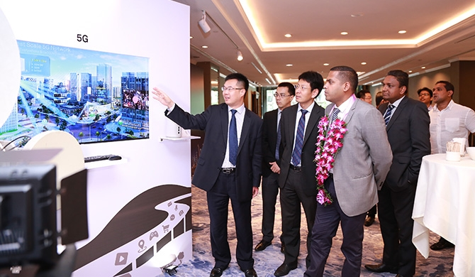 Huawei Lanka Carrier Congress 2018 held for 'Roads to a Better Future'