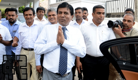 Wijedasa to announce future plans in due course