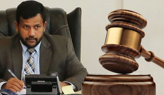 Travel ban imposed on Bathiudeen