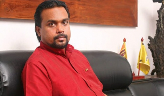 UNP MP gives Rs. 20,000 to Wimal as legal fees!