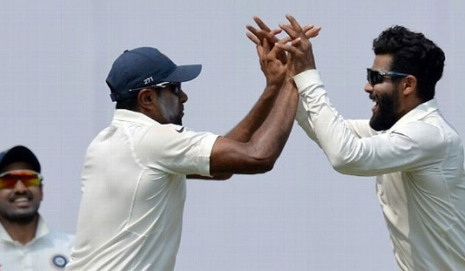 India beats Sri Lanka by an innings and 53 runs, wins series