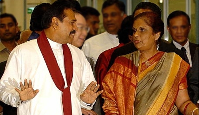 Over 200 personnel for Mahinda, Chandrika security