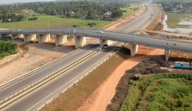 Govt. spent Rs. 1.6 trillion for roads and highways