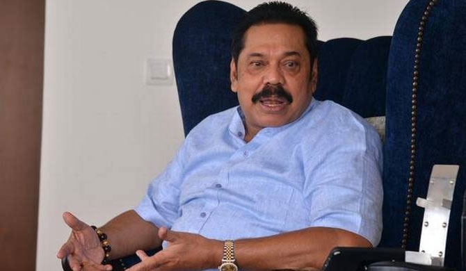 Release of Rajiv Gandhi convicts: We would've had different line, says Mahinda Rajapaksa