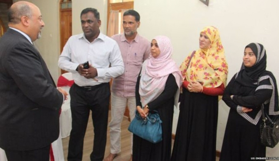 Ambassador meets Muslim civil society representatives in Batticaloa