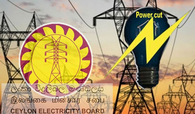 CEB confirms unscheduled powers cuts after CPC stopped fuel
