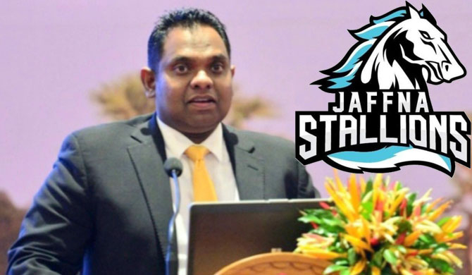 Saranga appointed as Media director of Jaffna Stallions