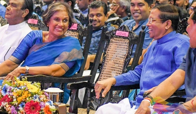 Maithri, Chandrika union signs of SLFP change: Nimal joins SLPP