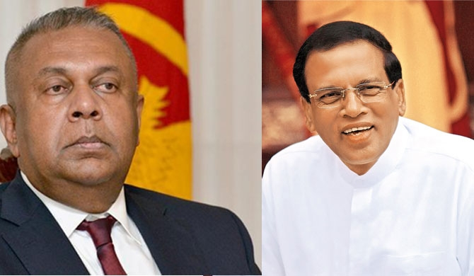 Conspiracy to create friction between President and Mangala ..
