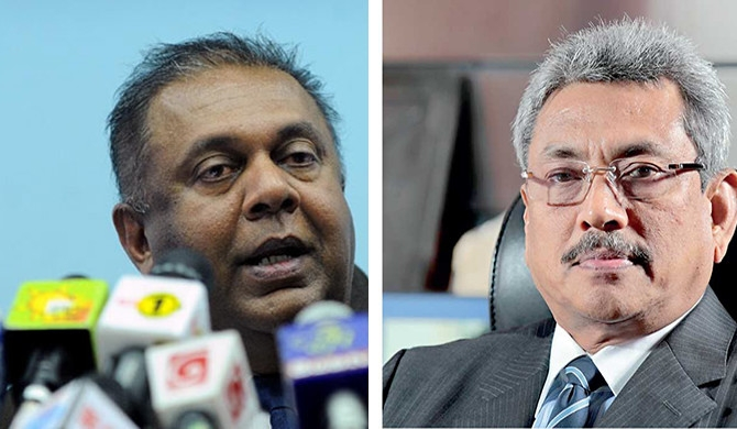 """Mangala is attacking me because he knows I can"" - Gota"