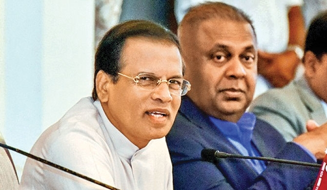 Maithri - Mangala comes to an agreement!