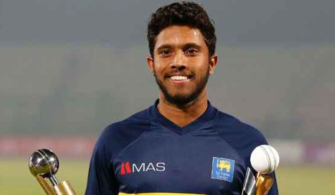 Mendis stars in thumping win as SL sweep tour