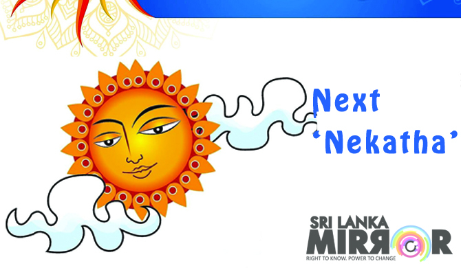 Next 'Nekatha' :  Dawn of the New Year