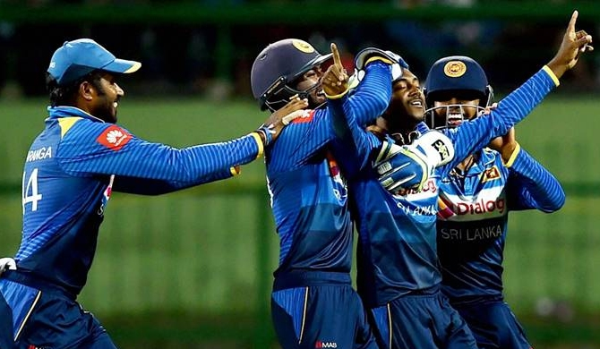 SL qualifies for 2019 ICC WC