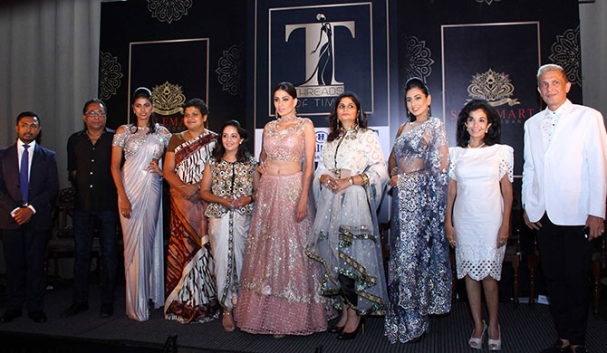 Threads of Time to thrill Colombo with couture fashion (Pics)