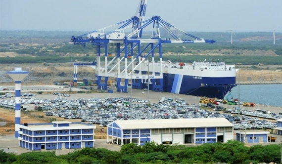Three powerful countries against Hambantota being given to China