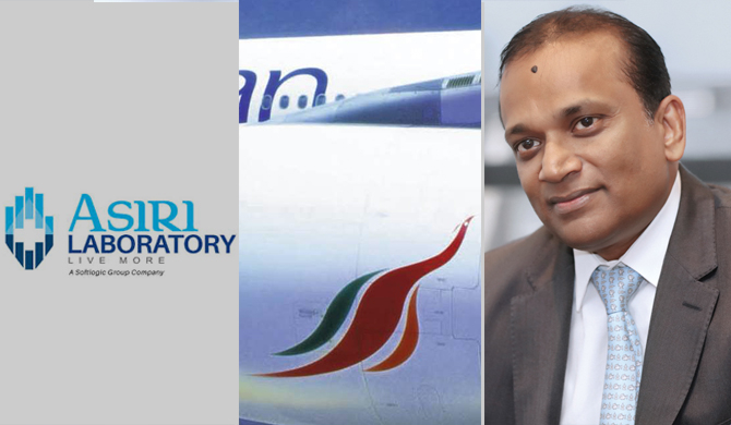 Controversy over SriLankan crew's testing samples at Asiri