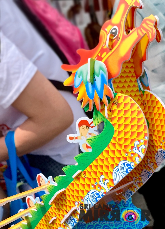 Duanwu, the day of dragon boat racing (Pics / Video)