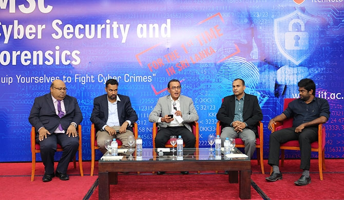 IIT introduces Sri Lanka's first-ever Master's in cyber security & forensics