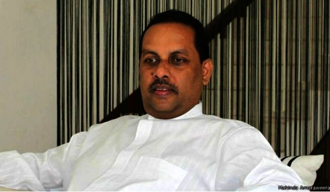24 SLFPers in govt. will not join a UNP govt. - Amaraweera