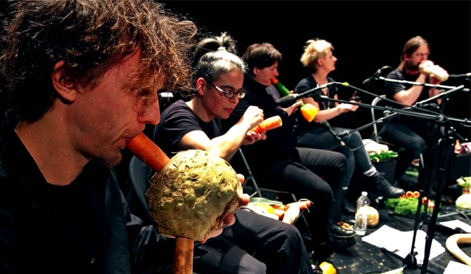 Vegetable Orchestra (Video)