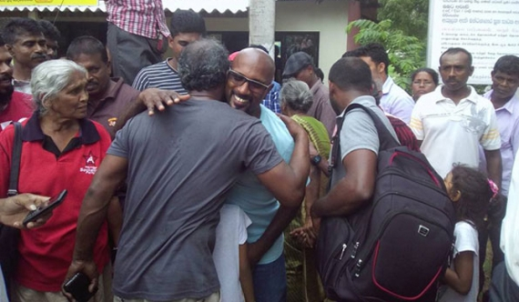 Kumar Gunaratnam released
