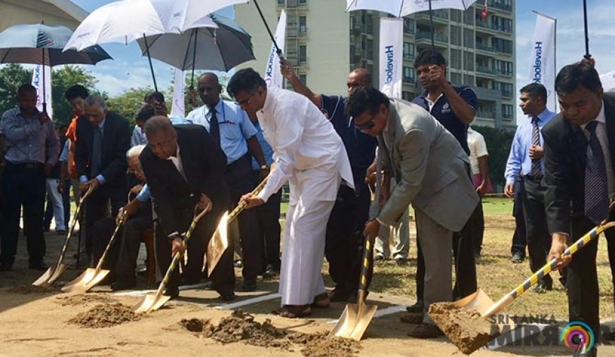 Havelock City project breaks ground (Video)