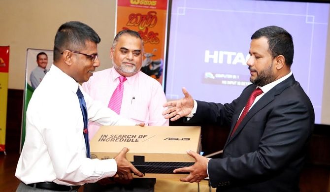 Lanka Sathosa starts long awaited hi tech modernization