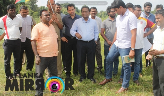 Thilanga grants promised cricket stadium for Polonnaruwa