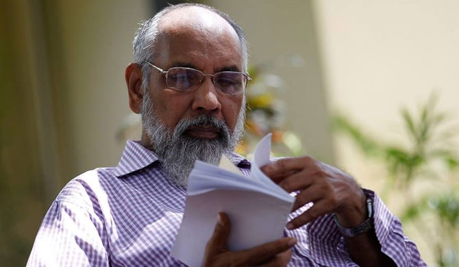Wigneswaran's new party next month!