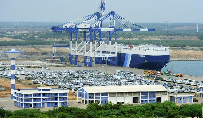 Hambantota given to two Chinese companies