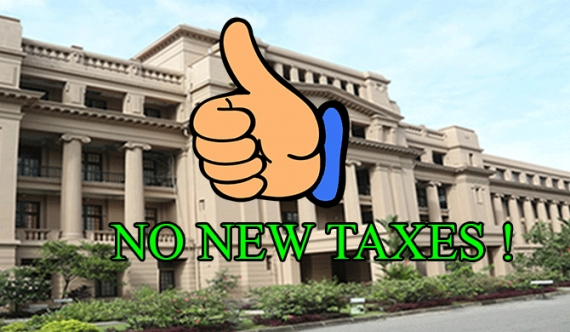 No truth to reports of tax increases, new taxes