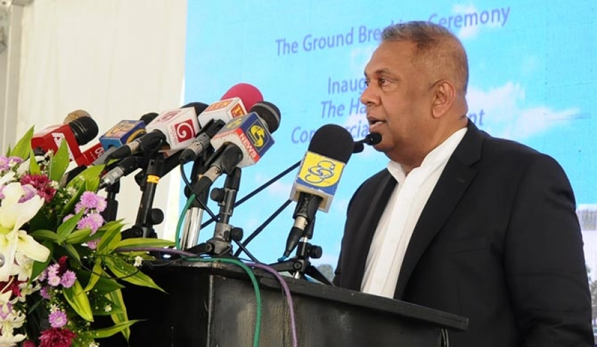 Property development industry, bound to grow - Mangala (Video)