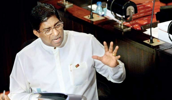 Ravi is under pressure by UNP MPs to resign!