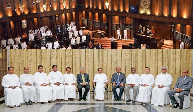 Cabinet reshuffle : 10 ministers swear in (List)