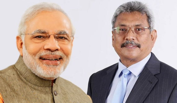 President to meet Indian PM Modi today