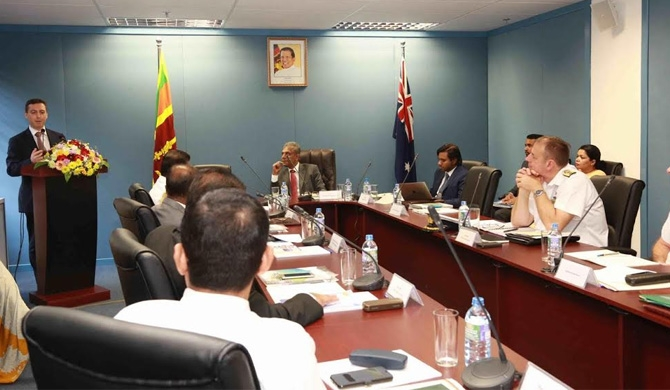 3-day workshop on Australian Defence White Paper completed