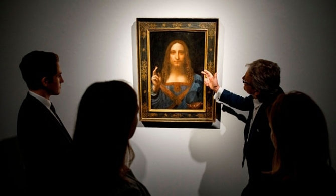 $450m 'Da Vinci work' heads to Abu Dhabi
