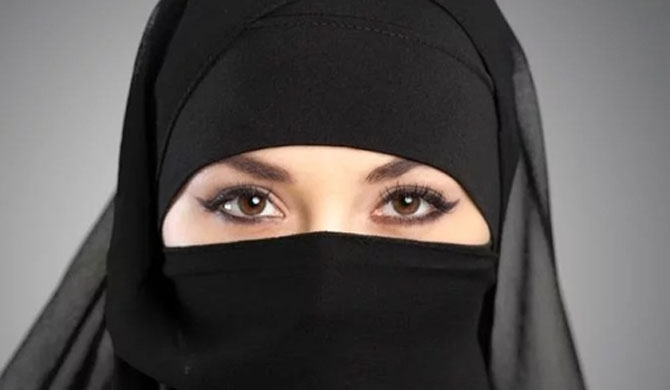 Burka banned from tomorrow onwards !