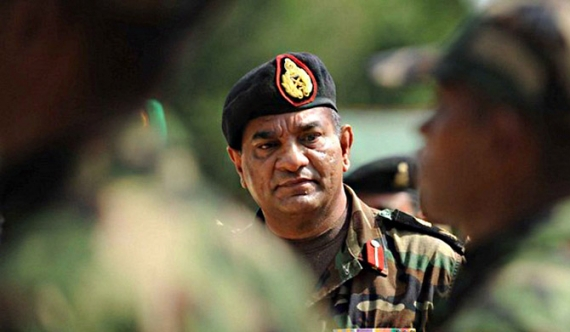 Sri Lanka appoints former commander as diplomat once more