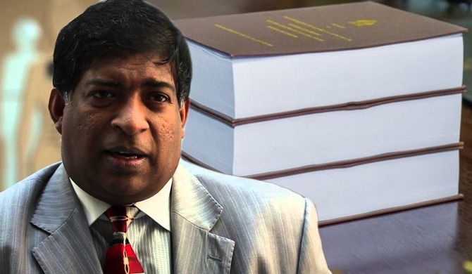 Ravi requests copy of Bond commission report