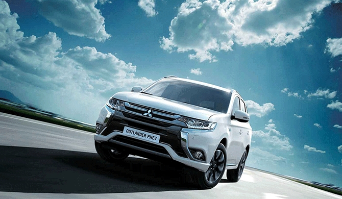 There's More to Driving with Mitsubishi's Outlander PHEV
