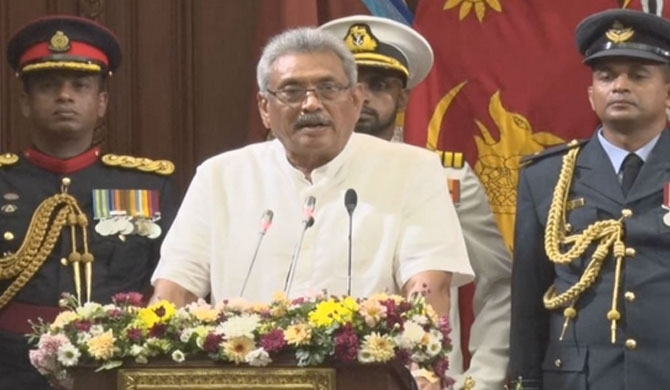 Lets fulfill our responsibilities and serve the people - President