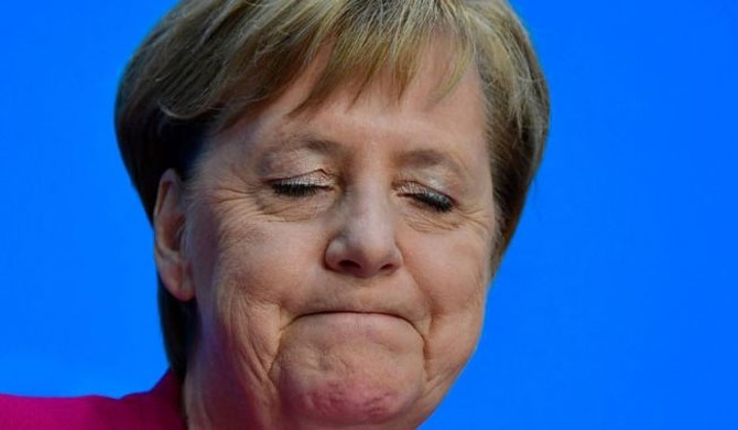 Angela Merkel to step down in 2021