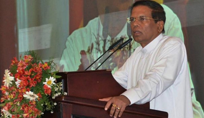 Foreign judges will not be accepted - president