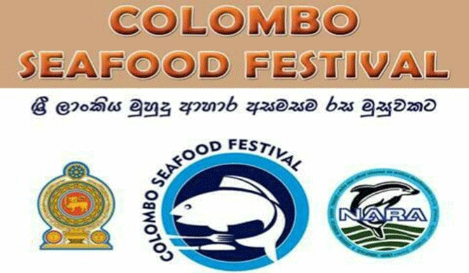 Colombo Seafood Fest this week