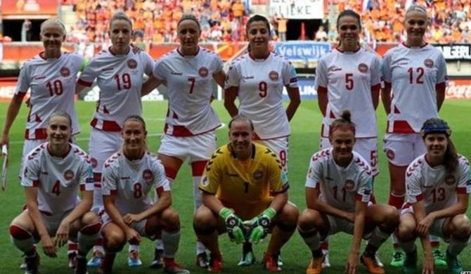 Denmark men's team offer wages to women after pay dispute