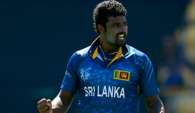 Thisara Perera appointed Major of SL Army