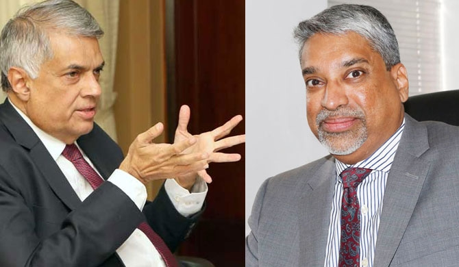 SriLankan Board votes to sack CEO Suren Ratwatte